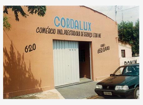 1997 Cordalux em Pitangueiras