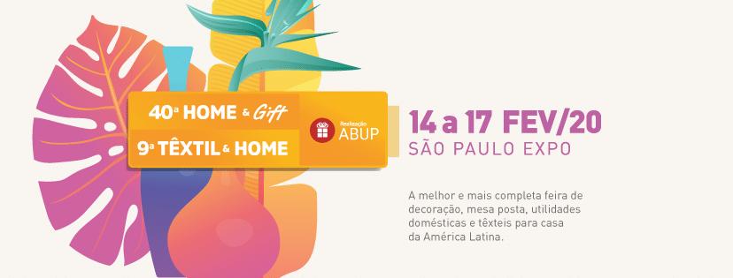 ABUP HOME & GIFT 2020